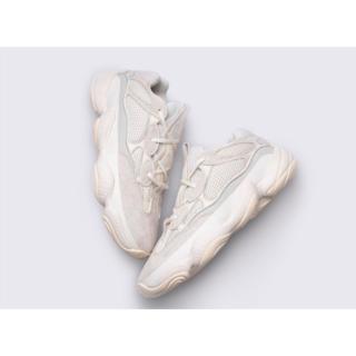 アディダス(adidas)のYEEZY 500 BONE WHITE (スニーカー)