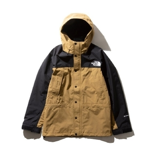ザノースフェイス(THE NORTH FACE)のTHE NORTH FACE MOUNTAIN LIGHT JACKET BK(マウンテンパーカー)