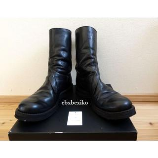 ザヴィリジアン(The Viridi-anne)の定価92880円 16AW The Viridi-anne ツイストジップブーツ(ブーツ)
