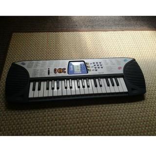 カシオ SA-67 電子ピアノ サウンドバンク・キーボード