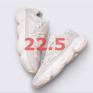 adidas - Yeezy Boost 500 Bone White 22.5cm