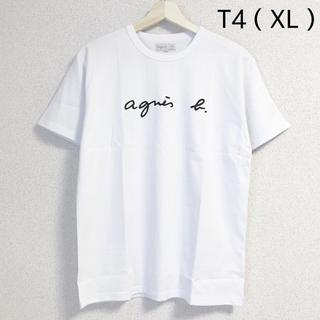 agnes b. - 新品 ★ agnes b. Tシャツ XLサイズ