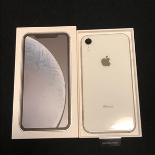 Apple - iphone xr White 本体
