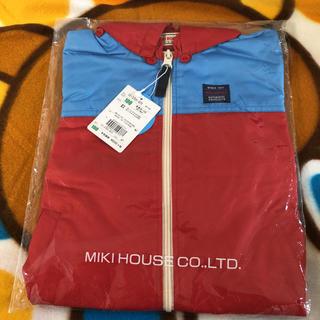 ミキハウス(mikihouse)の新品 ミキハウス ウインドブレーカー 100(ジャケット/上着)