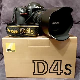 Nikon - 美品!Nikon D4s