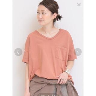 DEUXIEME CLASSE - Deuxieme classe SKARGORN ポケ付きワイドTシャツ