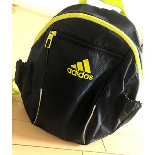 adidas - 美品☆アディダス adidas キッズ用 リュックサック ネイビー