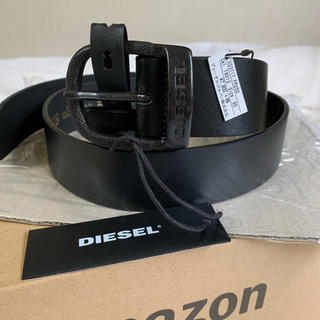 DIESEL - ディーゼル) DIESEL メンズ ベルト X03717PR250