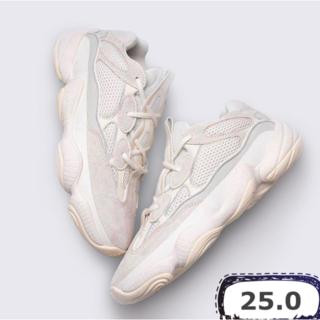 adidas - ADIDAS YEEZY BOOST 500 BONE WHITE