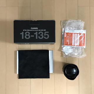 富士フイルム - FUJINON XF18-135mm F3.5-5.6 R LM OIS WR