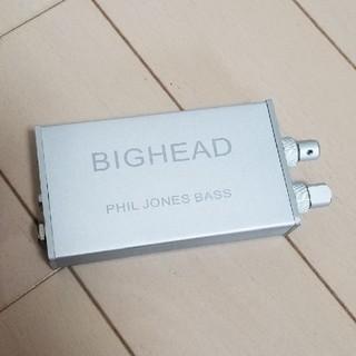 BIGHEAD 【PHIL JONES BASS 】