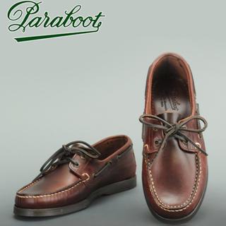 パラブーツ(Paraboot)の【美品格安】PARABOOT(パラブーツ)  25.5  バース(デッキシューズ)