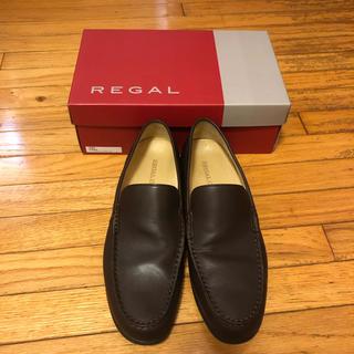 REGAL - REGAL ドライビングシューズ メンズ