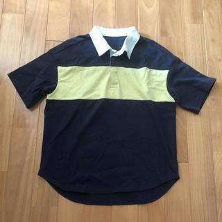 ジーユー(GU)のラガーシャツ(ポロシャツ)