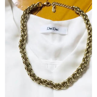 ローズバッド(ROSE BUD)のゴールド ネックレス(ネックレス)