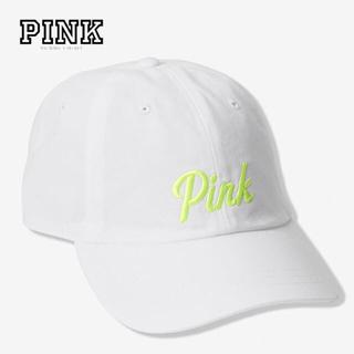 Victoria's Secret - PINK♡ベースボールキャップ♡ホワイト②