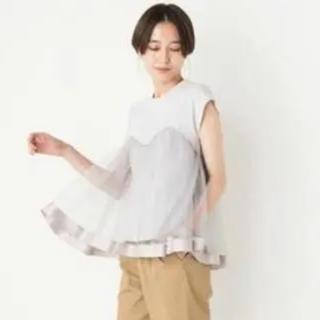 プティマイン(petit main)のプティマインリアンチュールTシャツ(Tシャツ(半袖/袖なし))