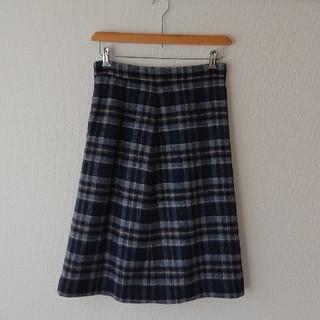 ベルメゾン(ベルメゾン)の値下げしました!スカート(ひざ丈スカート)