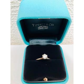 ティファニー(Tiffany & Co.)のTiffany&Co. ティファニー 指輪【着用なし】(リング(指輪))