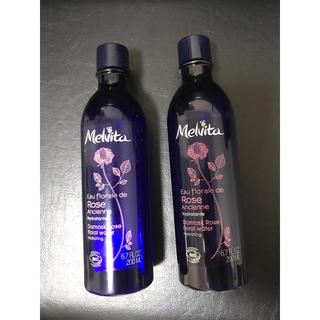 メルヴィータ(Melvita)の200mlフラワーブーケ ローズ フェイストナー (化粧水/ローション)