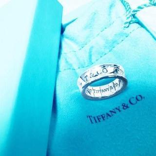ティファニー(Tiffany & Co.)の☆新品☆未使用☆ティファニー 1837ロゴリング11号(リング(指輪))