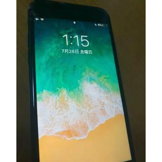 Apple - iPhone7 ブラック 128GB