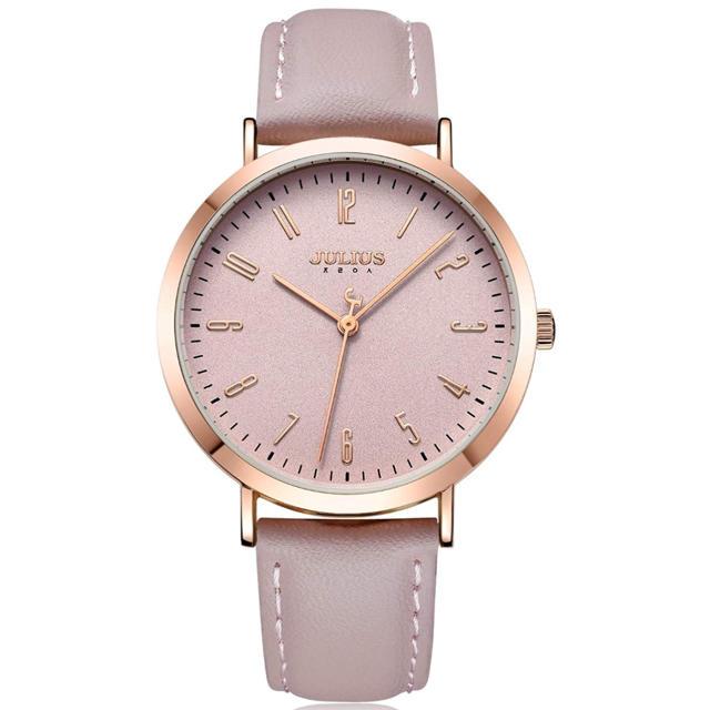 腕時計 レディース シンプル かわいい 大人 ピンクの通販 by osushi's shop|ラクマ