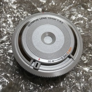 オリンパス(OLYMPUS)のOLYMPUS ボディキャップレンズ 15mm f8(レンズ(単焦点))