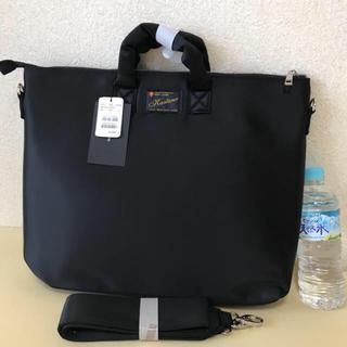 Kastane - 新品 カスタネ 2way トートバッグ ショルダーバッグ ヘルメットバッグ 黒