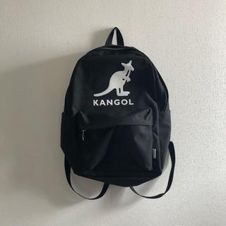 カンゴール(KANGOL)のKNGOL day bag(バッグパック/リュック)