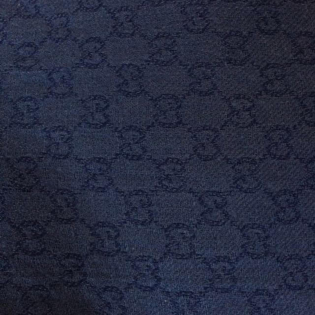 Gucci(グッチ)のgucci★GG柄ブルーストール レディースのレディース その他(その他)の商品写真