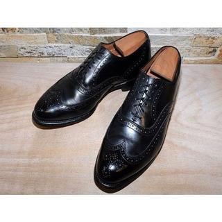 アレンエドモンズ(Allen Edmonds)のアレンエドモンズ Chester ウイングチップドレスシューズ 黒 27,5cm(ドレス/ビジネス)