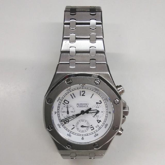 コウジ様専用です アルフレッドヴェルサーチ 男性用 腕時計 の通販 by ブー 健太|ラクマ