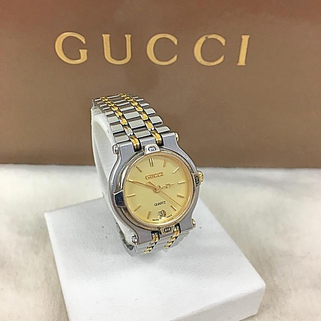 Gucci - 正規品 グッチ GUCCI 900L 腕時計 送料込みの通販 by toshio's shop|グッチならラクマ