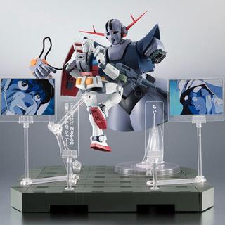 BANDAI - ロボット魂 ガンダムセット 新品未開封