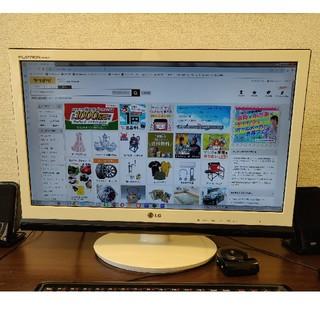 LG Electronics - LG W2363V 23型 液晶 モニター 非光沢