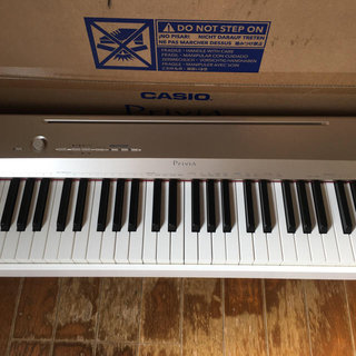 カシオ(CASIO)のCASIO  カシオ  Privia  PX-160GD  88鍵盤(電子ピアノ)