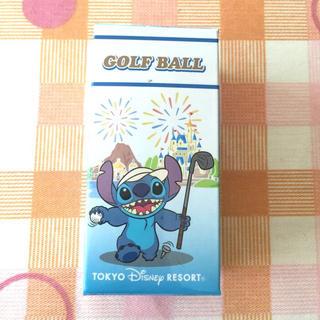 ディズニー(Disney)のゴルフボール スティッチ(スポーツ)