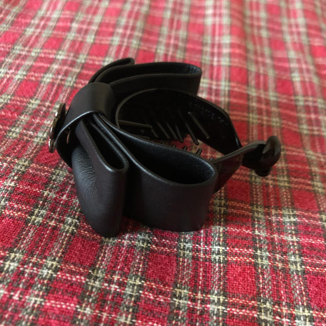 MARY QUANT(マリークワント)の美品・MARY QUANT・リボンヘアクリップ レディースのヘアアクセサリー(バレッタ/ヘアクリップ)の商品写真
