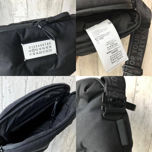 Maison Martin Margiela(マルタンマルジェラ)のメゾンマルジェラ グラムスラム Glam Slam ショルダーバッグ メンズ メンズのバッグ(ショルダーバッグ)の商品写真