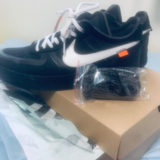 OFF-WHITE - NIKE×off-white Air force1