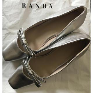 RANDA - ランダ パンプス