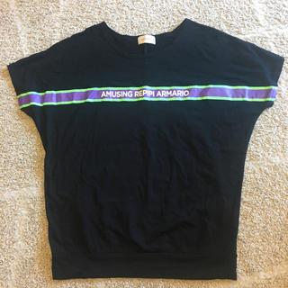 レピピアルマリオ(repipi armario)のレピピアルマリオ TシャツS(Tシャツ/カットソー)