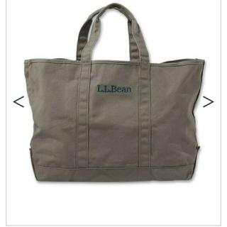 L.L.Bean - llbean グローサリー トートバッグ エルエルビーン bag