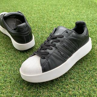 アディダス(adidas)の美品24 adidas アディダス スーパースター  BD ボールド B997(スニーカー)