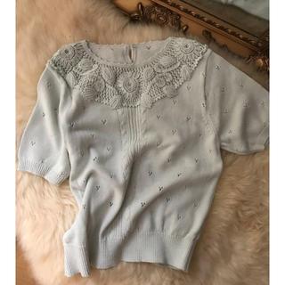 Lochie - vintage Knit tops