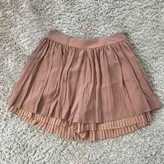 グレースコンチネンタル(GRACE CONTINENTAL)のグレースコンチネンタル スカート風 プリーツスカート ショートパンツ(ショートパンツ)