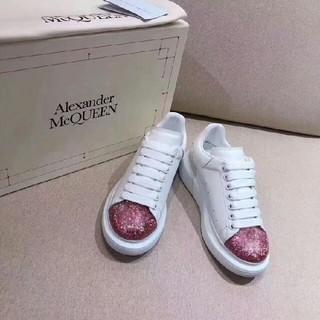 アレキサンダーマックイーン(Alexander McQueen)のMCQUEENスニーカー カップルタイプ 美品(スニーカー)