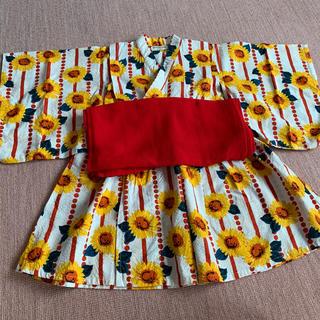 アンパサンド(ampersand)のampersand 浴衣 100(甚平/浴衣)