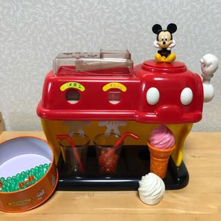 Disney - でるでるジュース&アイス